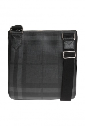 'london check' patterned shoulder bag od Burberry
