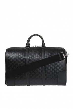Leather holdall od Gucci