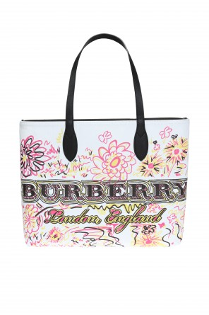 Reversible shopper bag od Burberry