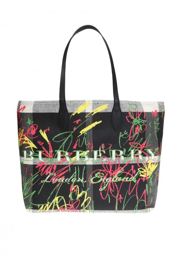 88b490c49a233 Dwustronna torba typu 'shopper' Burberry - sklep internetowy Vitkac