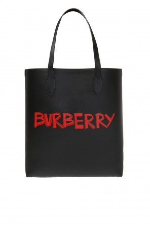 'remington' shopper bag od Burberry