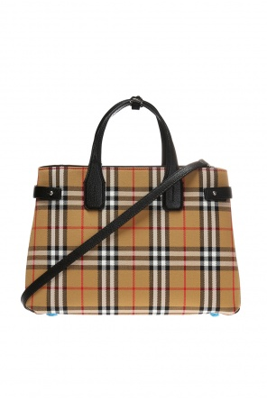 'banner' shoulder bag od Burberry