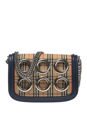 'link shld' shoulder bag od Burberry
