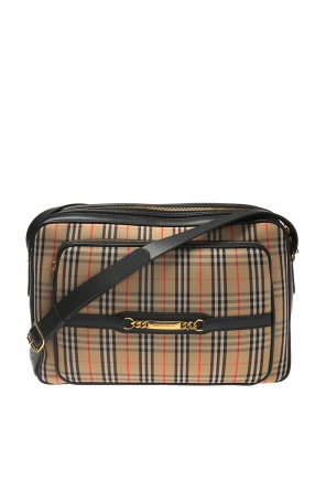 'camera bag' shoulder bag od Burberry
