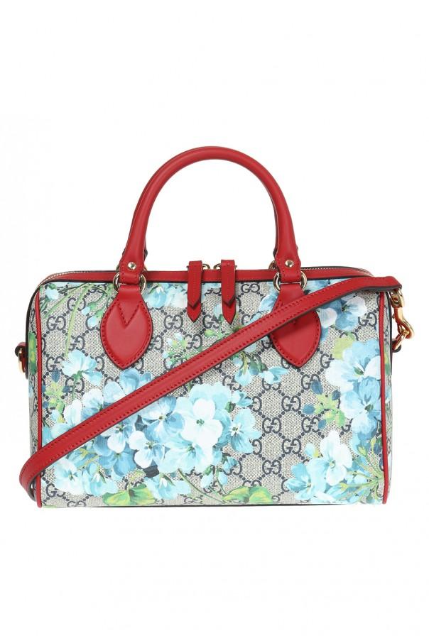 c54ccf19bd23 Blooms' printed shoulder bag Gucci - Vitkac shop online
