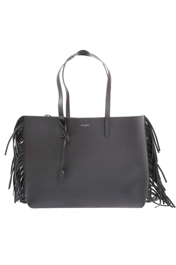 586057ff6f8 Fringed shopper bag Saint Laurent - Vitkac shop online