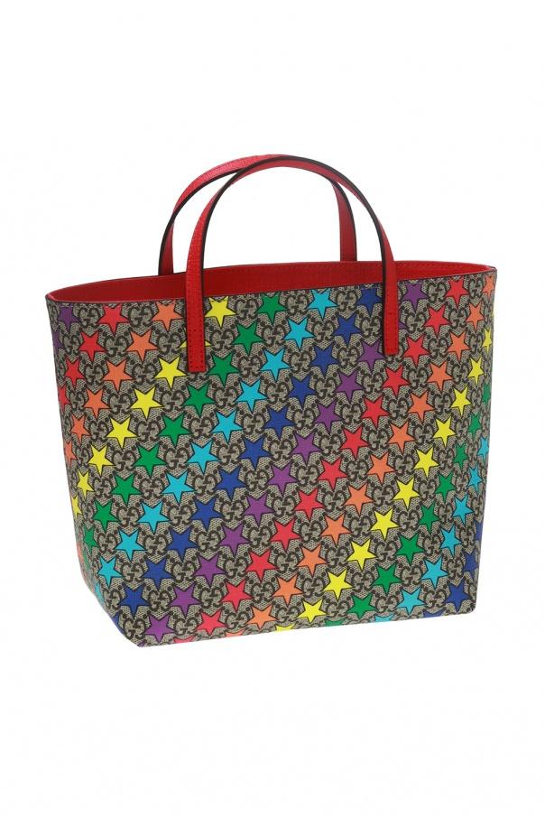 412d9a2e1f2e GG Supreme' canvas shoulder bag Gucci Kids - Vitkac shop online