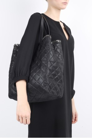 Quilted shopper bag od Stella McCartney