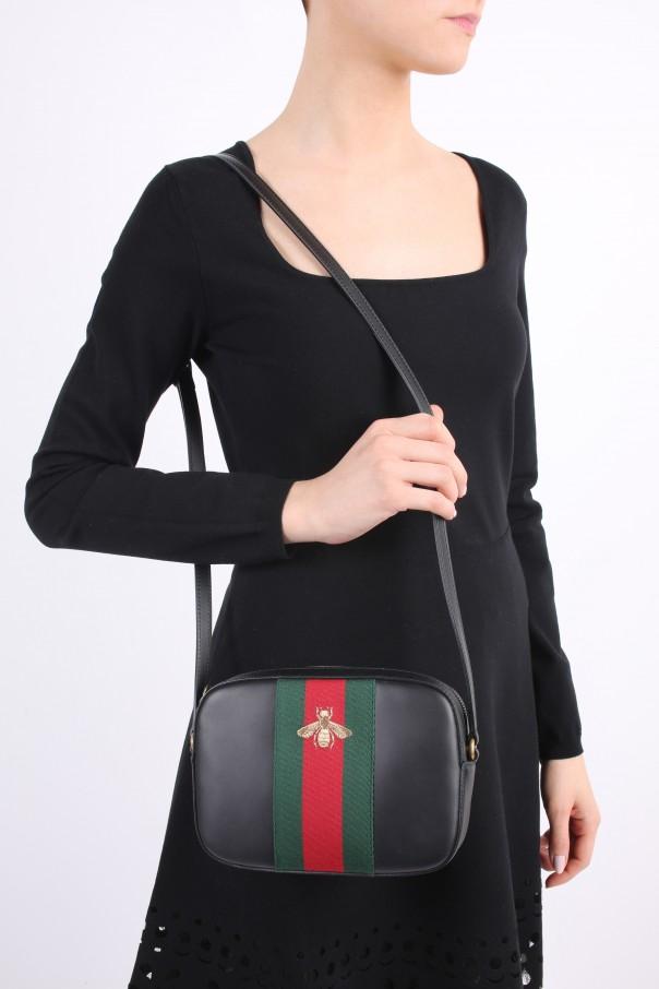 cf54e950d5b0 Web' Stripe Shoulder Bag Gucci - Vitkac shop online
