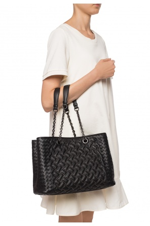 Studded shoulder bag od Bottega Veneta