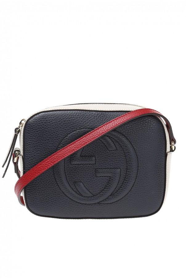 dc651e1c0ad8 Soho Disco  leather shoulder bag Gucci - Vitkac shop online