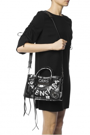 'graffiti classic city' shoulder bag od Balenciaga
