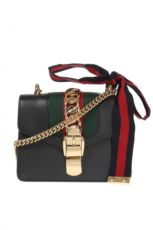 162496145d8 Sylvie  leather shoulder bag Gucci - Vitkac shop online