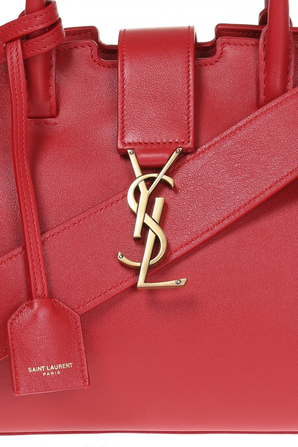 Torba na ramię 'baby monogram downtown cabas' od Saint Laurent Paris