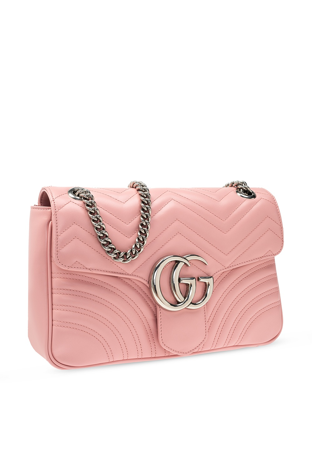 Gucci 'GG Marmont' quilted shoulder bag