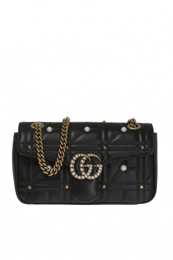 Gucci Torba na ramię 'GG Marmont'