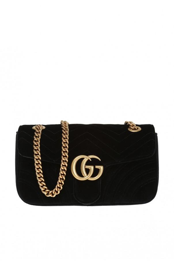 2ffe1fab3343c Pikowana torba  GG Marmont  Gucci - sklep internetowy Vitkac