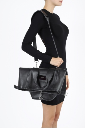 Leather shoulder bag od Balenciaga