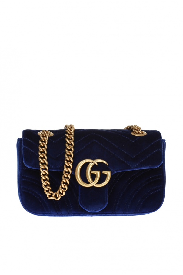 781fad5237d5 GG Marmont' quilted shoulder bag Gucci - Vitkac shop online