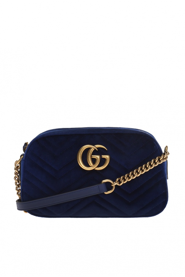 0b2ce6fa3e3133 GG Marmont' quilted shoulder bag Gucci - Vitkac shop online
