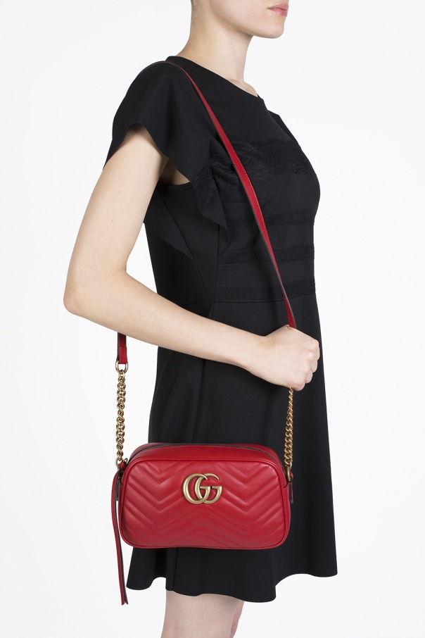 65bc7769289 GG Marmont  quilted shoulder bag Gucci - Vitkac shop online
