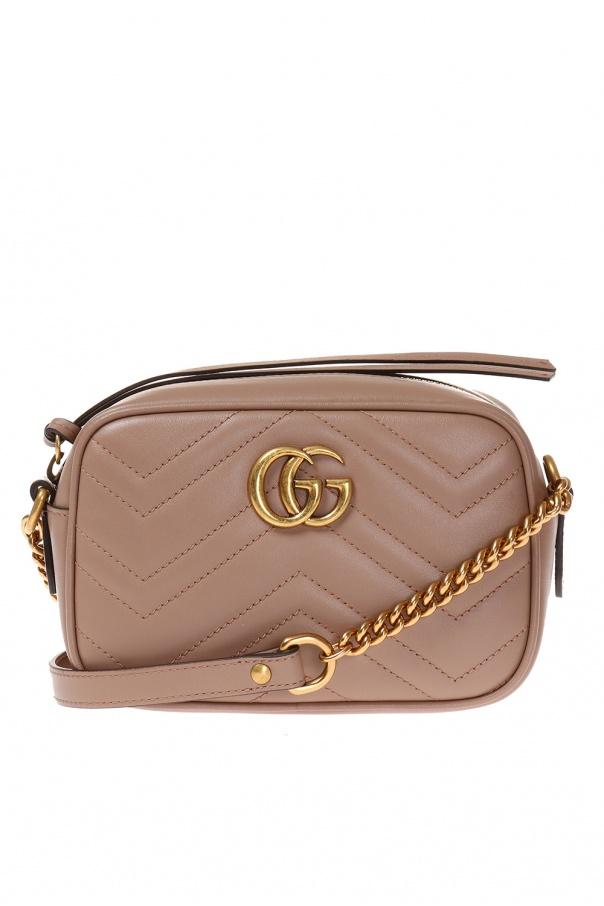 a53387ea0a40fc GG Marmont' shoulder bag Gucci - Vitkac shop online