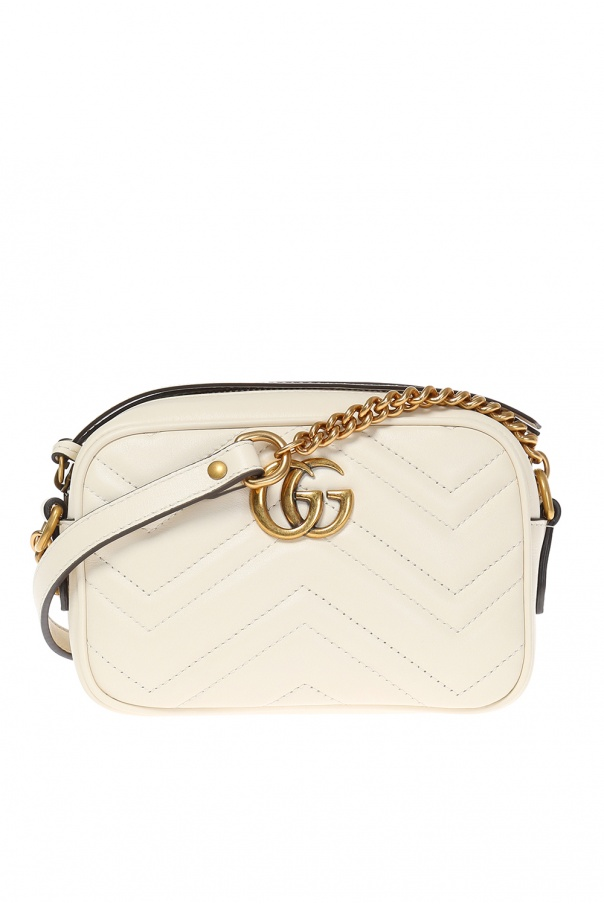 201a98be40bc GG Marmont' quilted shoulder bag Gucci - Vitkac shop online
