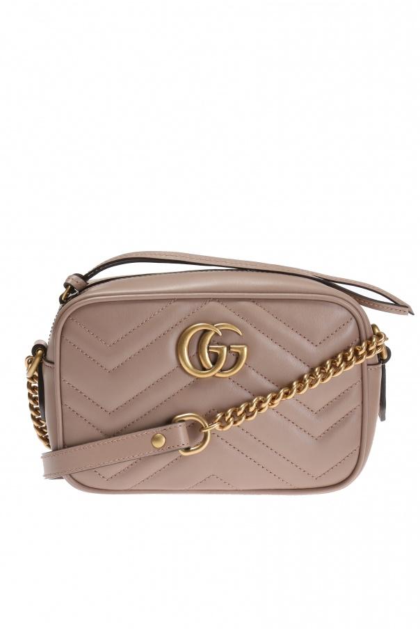 6e2e4f3441893 Torba na ramię 'GG Marmont' Gucci - sklep internetowy Vitkac