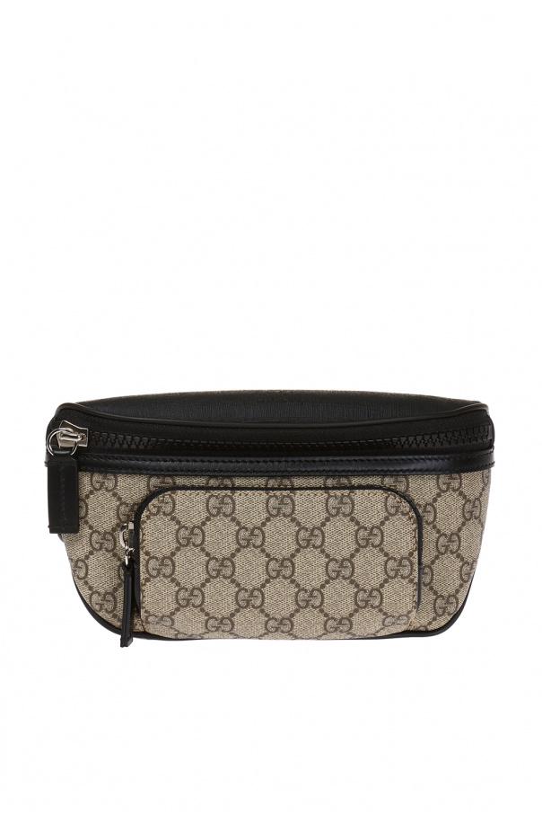bf7bf3ee5 GG Supreme' fabric belt bag Gucci - Vitkac shop online