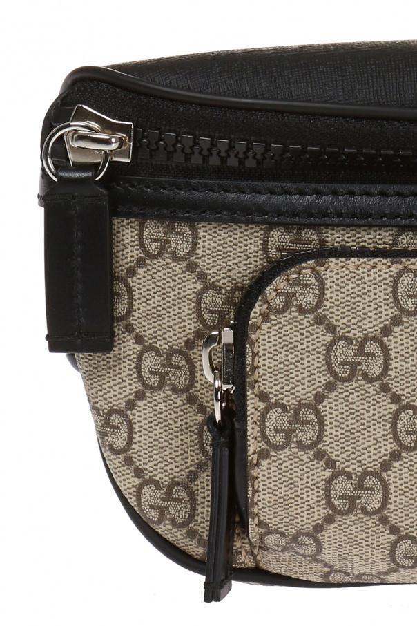 d123cea35 GG Supreme' fabric belt bag Gucci - Vitkac shop online