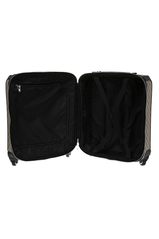 Gucci 'GG Supreme' suitcase