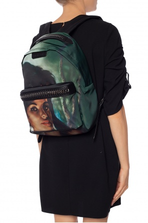 Patterned backpack od Stella McCartney