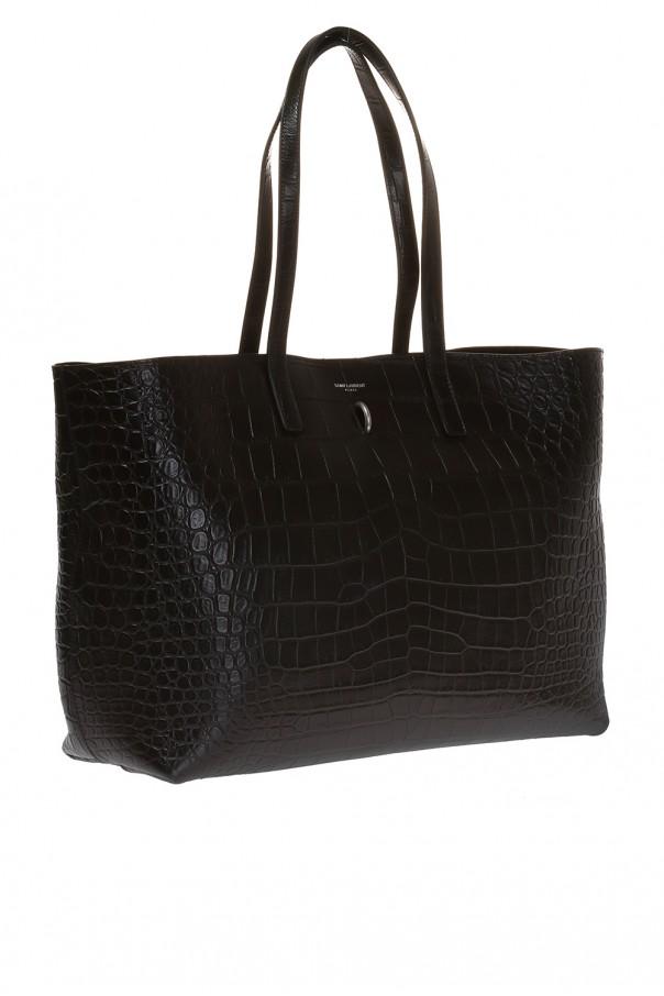 shopper bag saint laurent paris vitkac shop online. Black Bedroom Furniture Sets. Home Design Ideas
