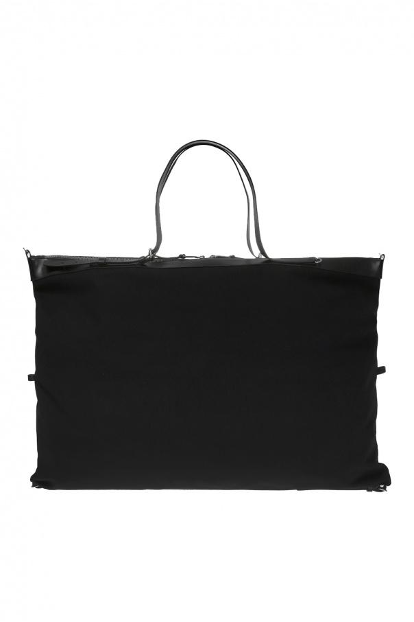 Logo-embossed shoulder bag od Saint Laurent