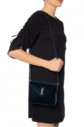 'loulou' quilted shoulder bag od Saint Laurent
