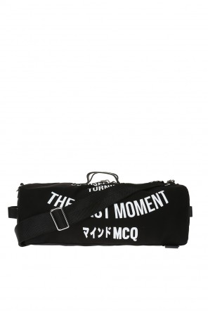 Printed shoulder bag od McQ Alexander McQueen