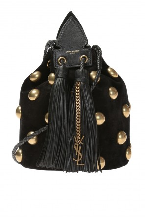 Embellished shoulder bag od Saint Laurent