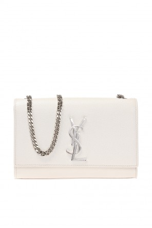 'kate' shoulder bag with logo od Saint Laurent