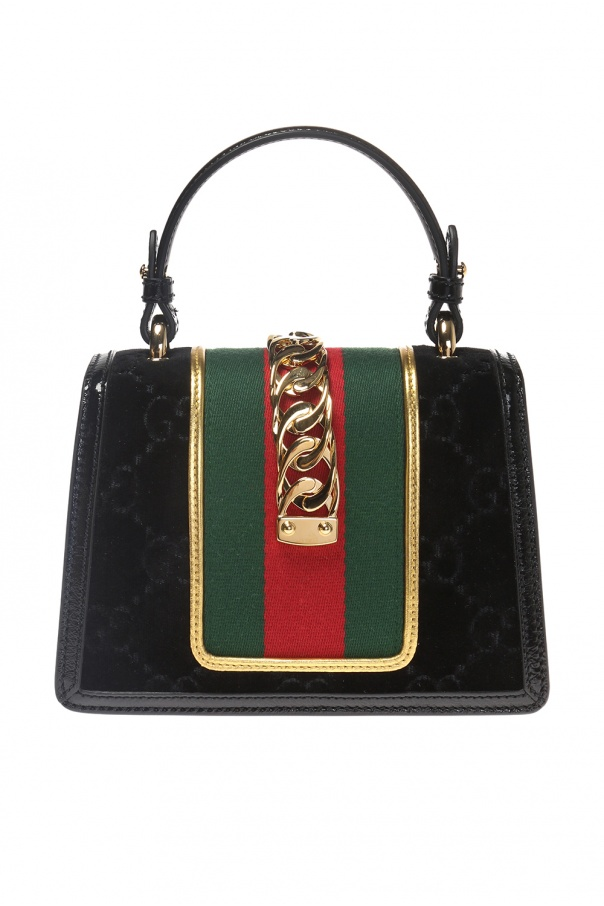 'sylvie' shoulder bag od Gucci
