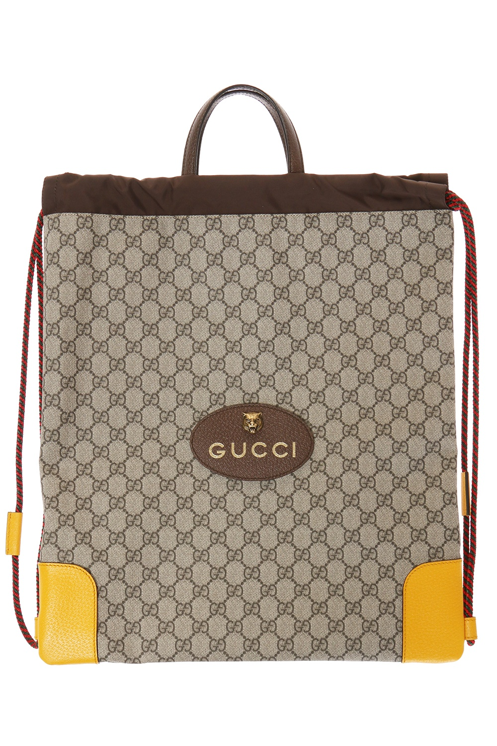 Gucci 'GG Supreme' canvas backpack