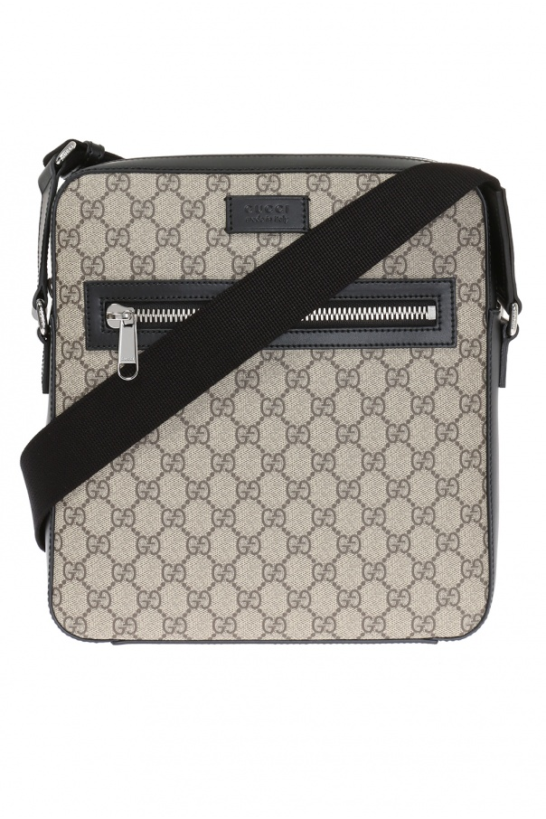 044aca23a04 GG Supreme  canvas shoulder bag Gucci - Vitkac shop online