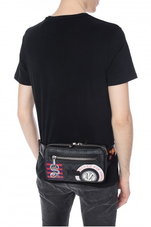 'night courrier' belt bag od Gucci