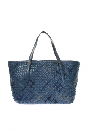 Plaited shopper bag od Bottega Veneta