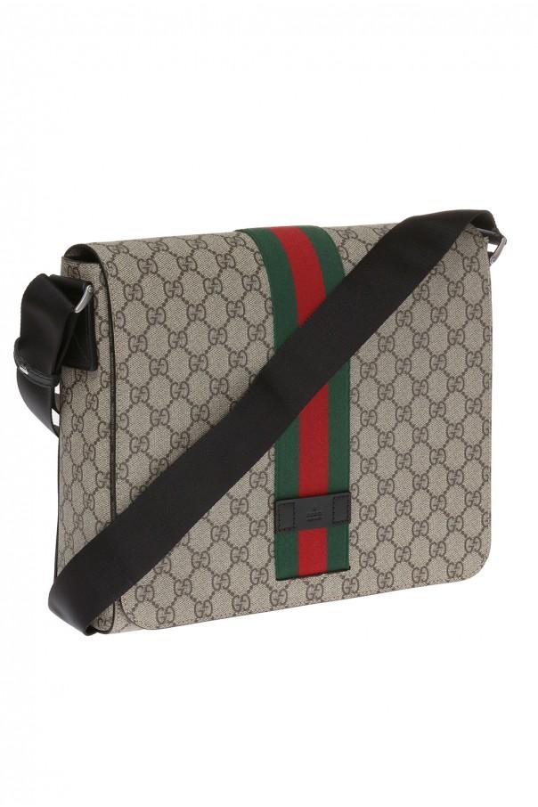 ce7f08498d7 GG Supreme  canvas shoulder bag Gucci - Vitkac shop online