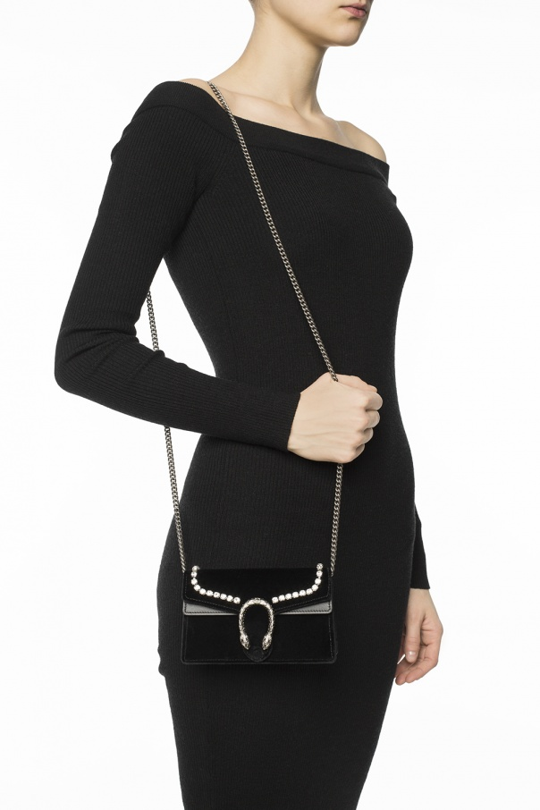 c39e99a11db6 Dionysus Super Mini  shoulder bag Gucci - Vitkac shop online
