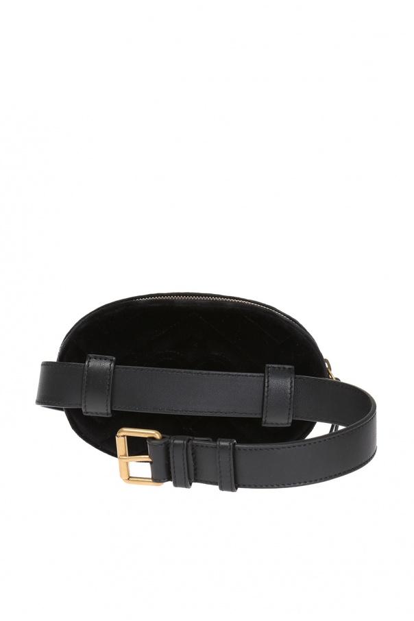 c8cc5e1d060c10 GG Marmont' velvet belt bag Gucci - Vitkac shop online