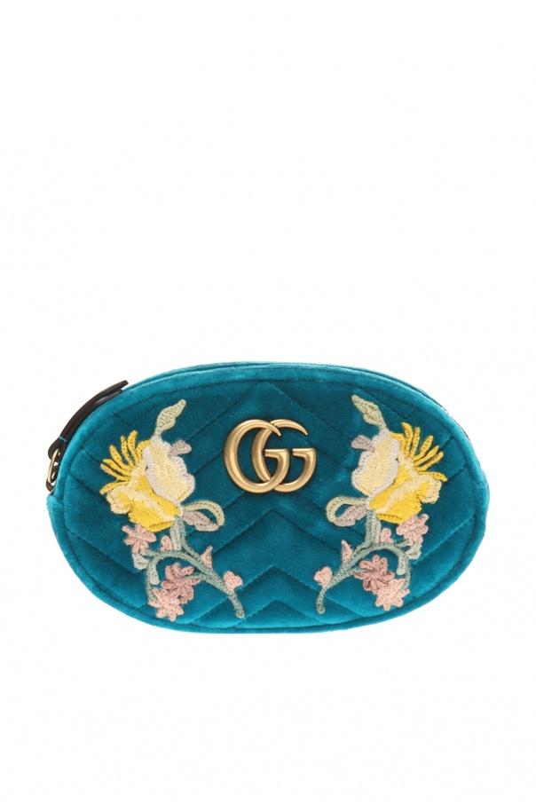 4829ad059e9404 GG Marmont' belt bag Gucci - Vitkac shop online