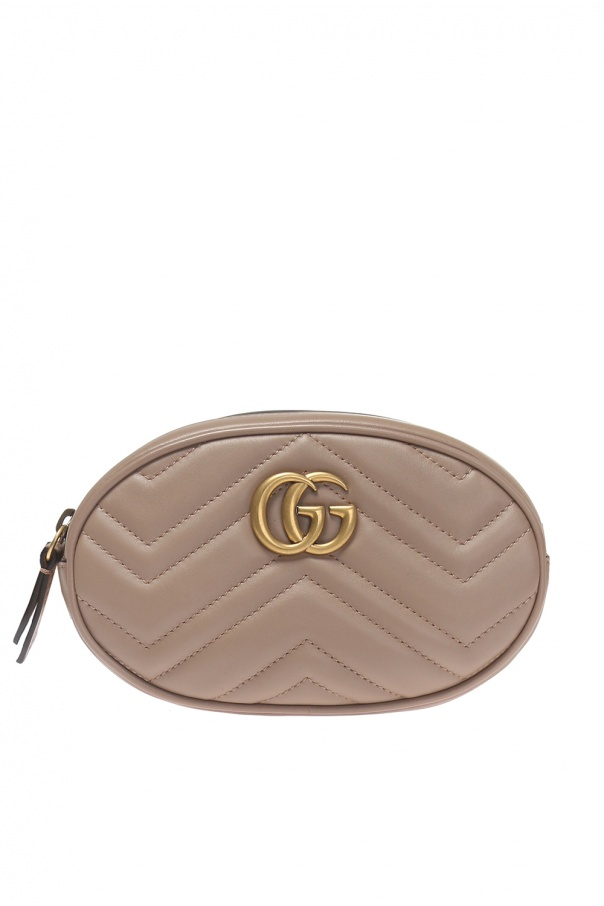 44a5f6497e7 GG Marmont  belt bag Gucci - Vitkac shop online