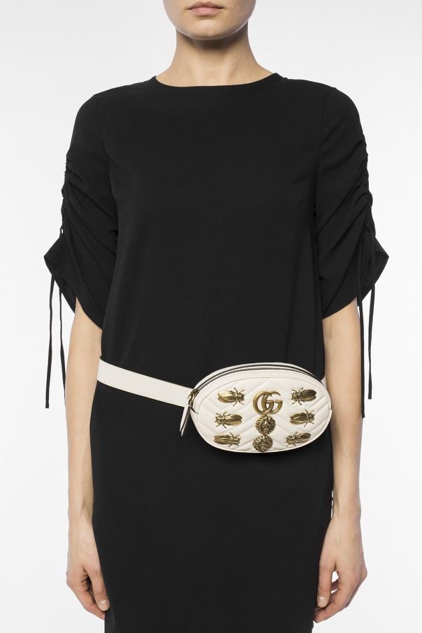 be9cd11012d GG Marmont  belt bag Gucci - Vitkac shop online