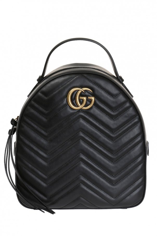 0afd91a036eac1 GG Marmont' backpack Gucci - Vitkac shop online